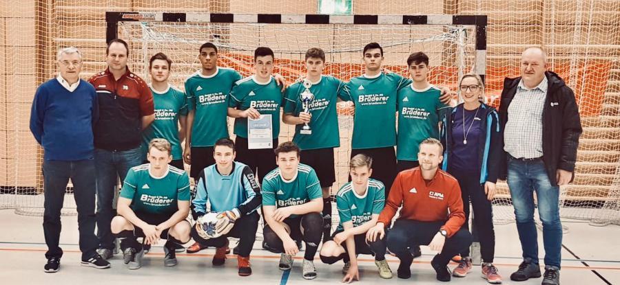 Fußball_A-Jugend_Bayerische Meisterschaft
