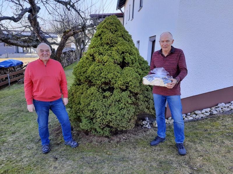 Josef Bösl_ 60. Geburtstag